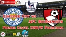 Leicester City vs AFC Bournemouth | Premier League 2018-19 | Predictions FIFA 19