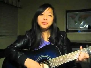 Girl music Haul thai indo india pretty new eye xxx guitar beauty female thai Eve...