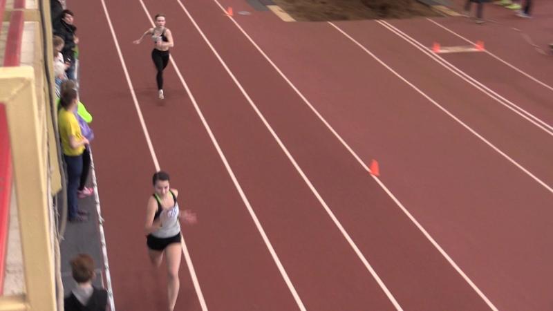 200 м. Девушки. 25-й забег