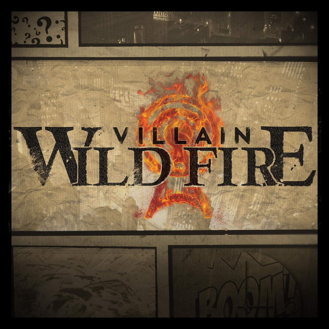 Wild Fire - Villain [single] (2015)