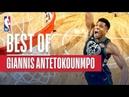 Giannis Antetokounmpo Early Season Highlights KIA NBA Player of the Month KiaPOTM