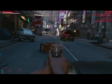 48 минут геймплея Cyberpunk 2077.