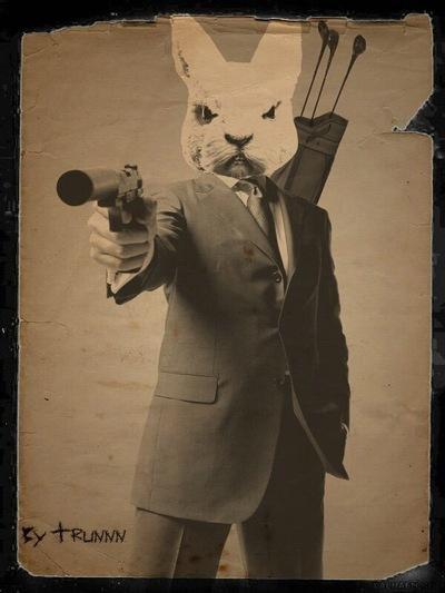 Белый Кролик-Психопат, 3 декабря , Ижевск, id193120235