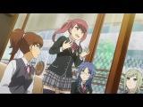 Schoolgirl Strikers Animation Channel 9 серия русская озвучка Shoker  Школьницы в ударе 09