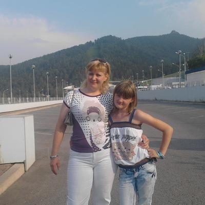 Светлана Хребтова, 21 июля , Кореновск, id206862341