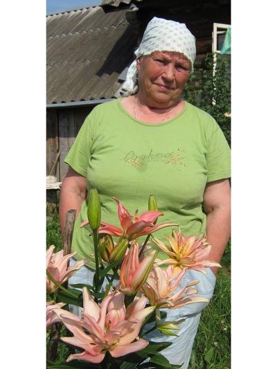 Валентина Долбешкина