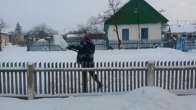 И раз, и два...зима в гости к нам пришла😎🙃🤣...