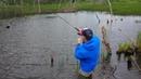 Вот это Рыбалка на Щуку Как же Я ошибался когда думал что в этом Лесном Пруду ТАКИЕ не Ловятся