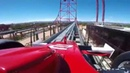 Red Force Official On Ride HD POV Ferrari Land PortAventura World
