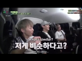 EXO Xiumin @ Travel The World on EXOs Ladder
