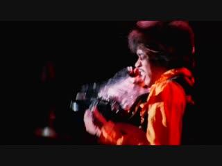 The Jimi Hendrix Experience - Hey Joe (live at Monterey Pop festival in June 1967)