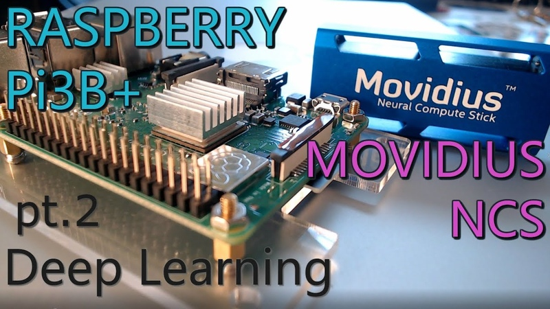 Deep Learning with Movidius NCS and Raspberry Pi3B (pt.2) Compile and Run Caffe Models