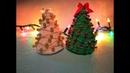 Albero Natale Uncinetto Tutorial Christmas tree Crochet Arbol de Navidad Arvore de Natal