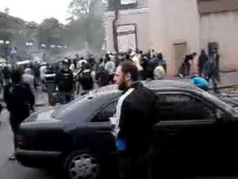 06 Одесса, 2 мая 2014, Тупо отрубили ногу