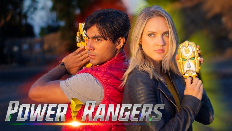 Dino Mega Charge POWER RANGERS Trailer ft Ciara Hanna Brennan Mejia