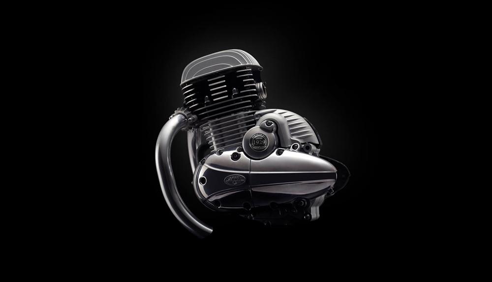 Возвращение мотоциклов Ява