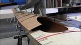 Bau eines Holzkajaks. Lektion 16 Das Deck anbringen