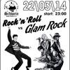 ROCK'n'ROLL vs GLAM ROCK in SCHWEIN 22\03\14 !