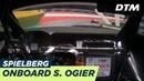 DTM Spielberg 2018 - Sébastien Ogier (Mercedes-AMG C63 DTM) - RE-LIVE Onboard (Race 2)