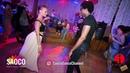 Zion Child and Viktoria Klimenko Salsa Dancing in Lendvorets at The Third Front 2018, Fri 03.08.2018