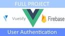 ПРОЕКТ RU 3 User Authentication 2