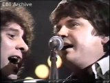 Everly Brothers International Archive Don Everly at Wembley 1978
