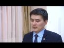 ҚР мәдениет және спорт министрі А Мұхамедиұлымен эксклюзивті сұхбат