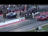 Birdman vs Plan B Turbo Corvette Door Flying at Colorado No Prep Kings