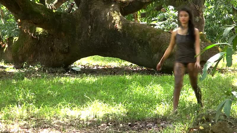 Mariane Exploring Mucky Peat