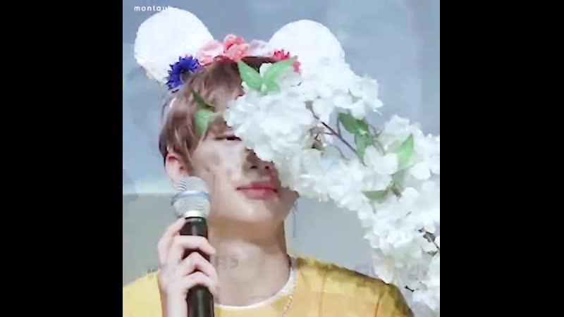 [190423] Stray Kids » Hyun Jin » Coex Fansign