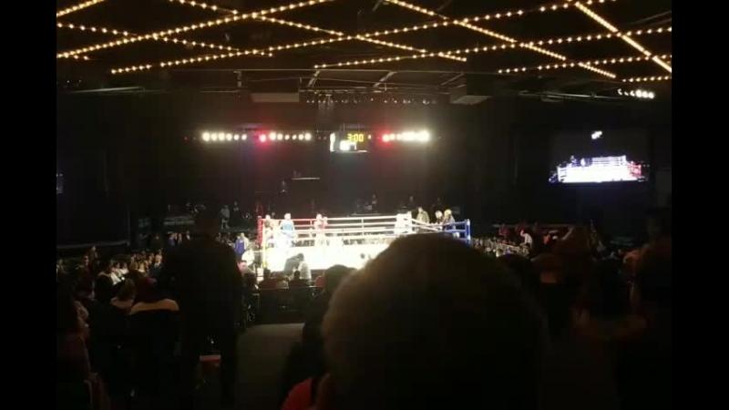 Madison square garden RingMasters Boxing championship
