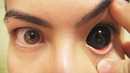 Безумные контактные линзы