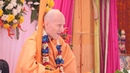 Vyasa puja address 2018