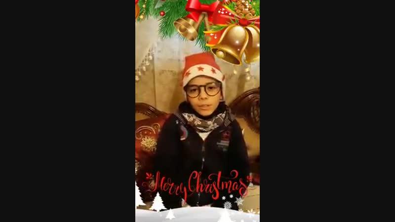 Vánoční pozdrav od Gianpaulo Risi
