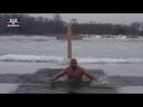 Во время крещенский купаний происшествий и ЧП на водных объектах Республики не зафиксировано – МЧС