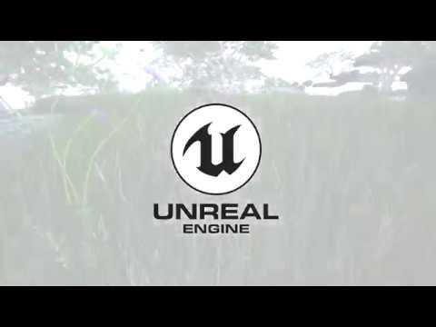 LEVEL DESIGN Lost in the Time Garden Unreal Engine 4 RENDER pt.2