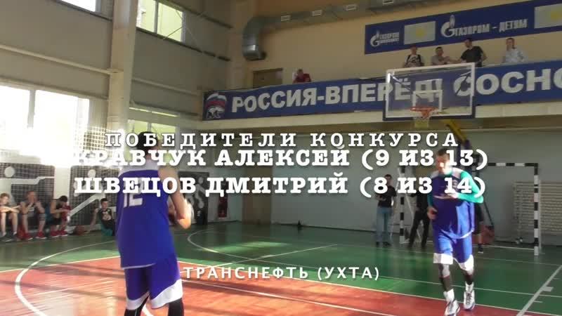 Лига Глухаря-2019.8 июня. КИРЮХАМАСТЕРС. Трехочковые.