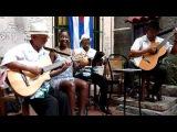 Idalvelis con JJ Son casa de la trova Cuba -- Titulo verneracion -- Autor Miguel Matamoros