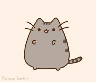 картинки аниме няшные котики