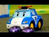 Robocar Poli und die Schoko-Eier - Zeichentrickserie für Kinder