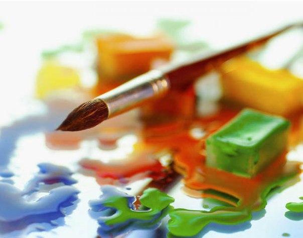 Рисуем акварелью поэтапно для детей