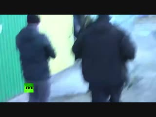 Задержание ИГИЛ В Челнах
