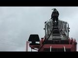 Пожарная автоцистерна лестница МЧС РФ Мужской разговор