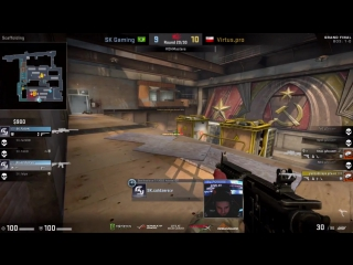 SK Gaming vs Virtus.Pro [BO3] - Grand Final DreamHack Masters Las Vegas 2017