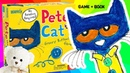 Pete the Cat Missing Buttons book and game | Children's Book Read Aloud | Storytime With Ms. Becky