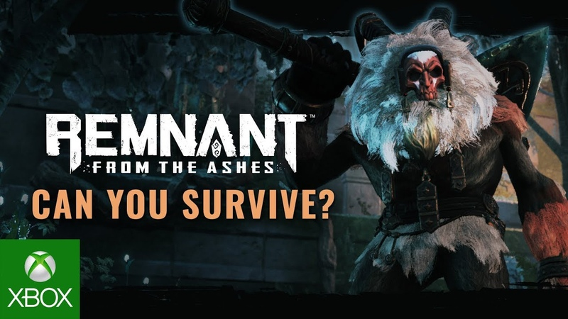 Can You Survive? Trailer | Remnant: From the Ashes