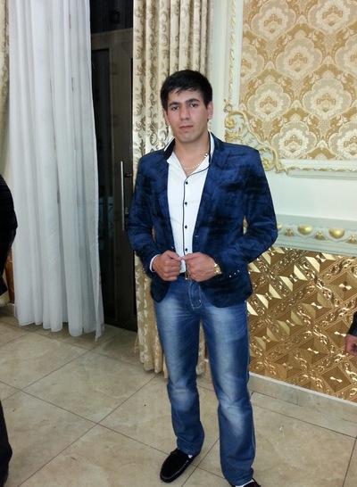Amin Azer, 24 декабря 1996, Иркутск, id196612523