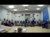 Мастер-класс от Марины Богатовой группа №12