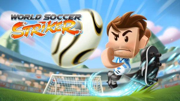Скачать World Soccer Striker для android