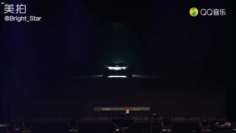 181107 EXO's Lay - PEACH MV @ New York Fan Event